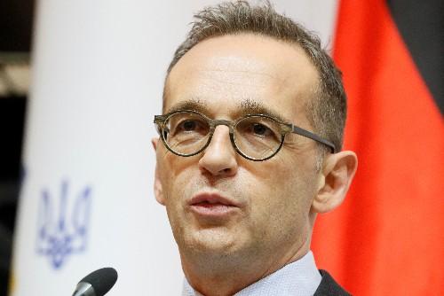 Germany urges Russia, Ukraine to de-escalate conflict