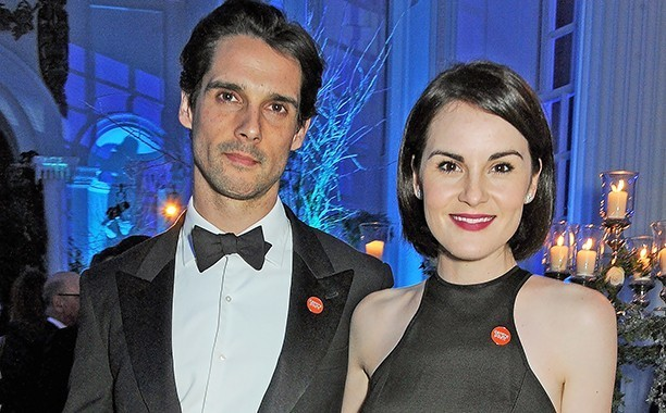 Michelle Dockery's fiancé dies of cancer at 34