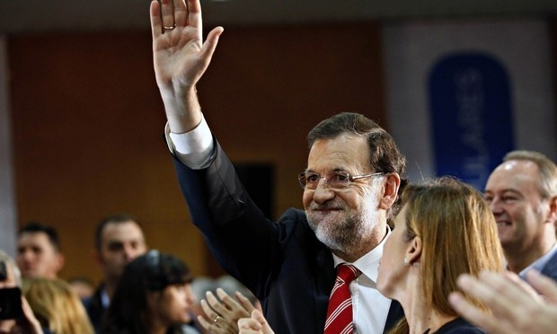 Spanish prime minister visits Catalonia in wake of independence poll