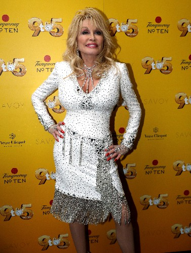 Sexism still an issue, says Parton, as '9 to 5 the Musical' opens