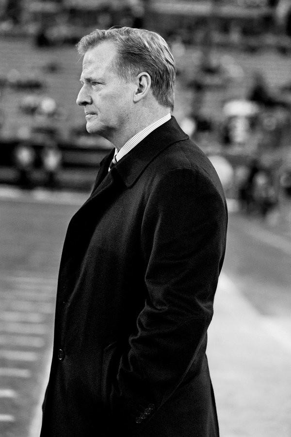 Roger Goodell's Unstoppable Football Machine