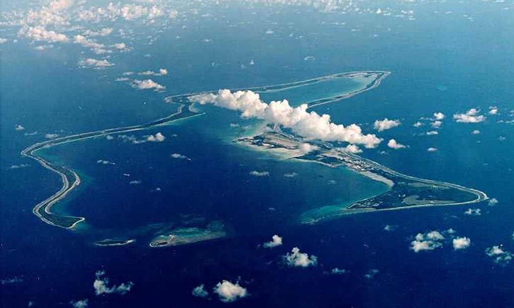 CIA interrogated suspects on Diego Garcia, says Colin Powell aide