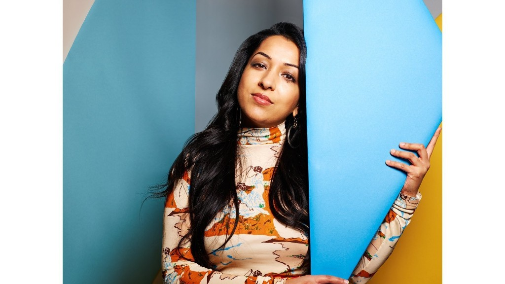 Sana Amanat Is Changing the World of Comic Books From the Inside Out