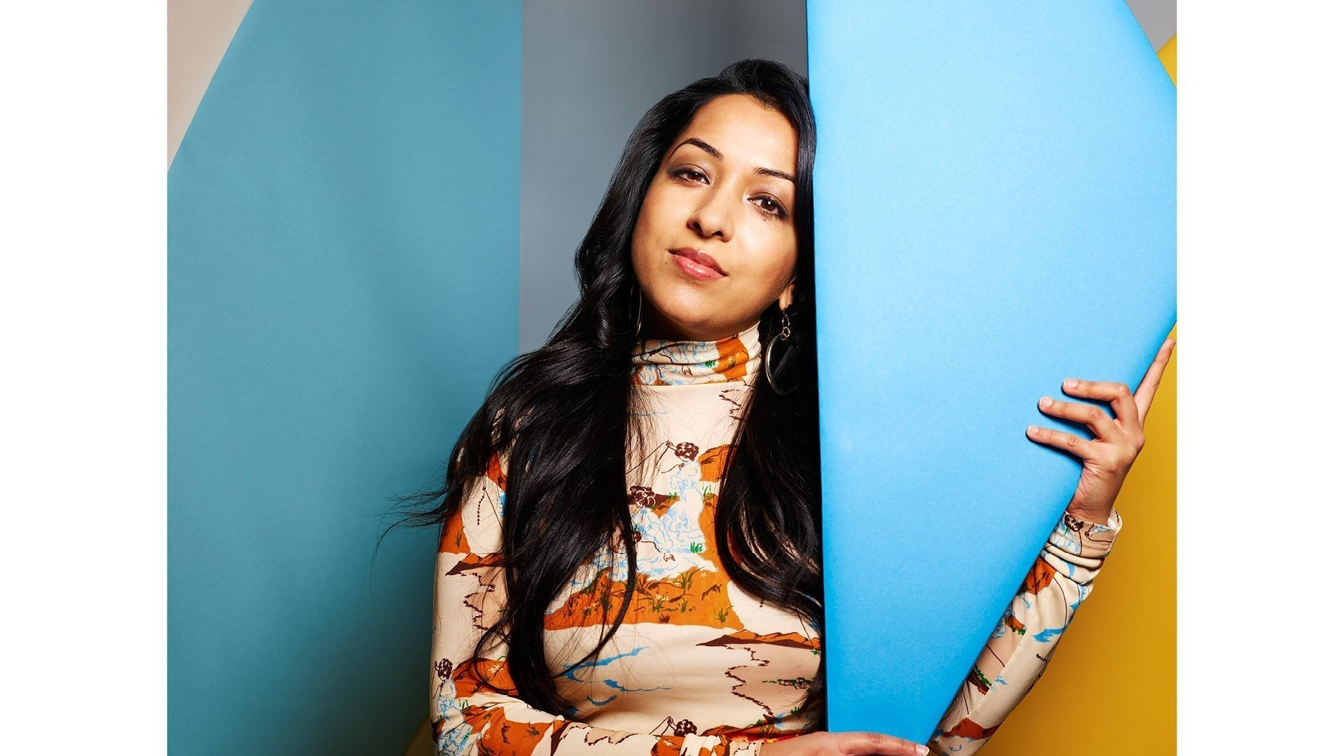 Sana Amanat Marvel Comics Interview Vogue American Women - Vogue