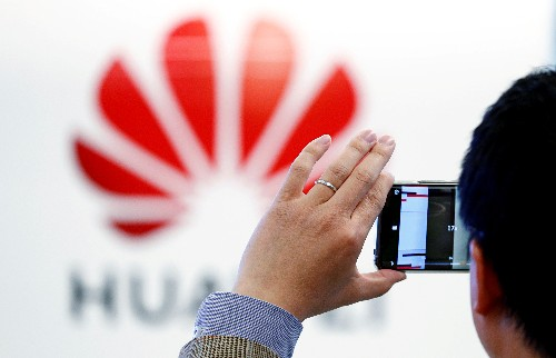 China says lodged solemn representations with U.S. over Huawei