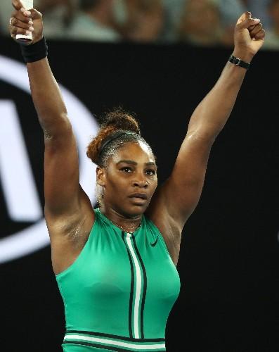 Serena está de volta ao seu auge físico e emocional, diz técnico