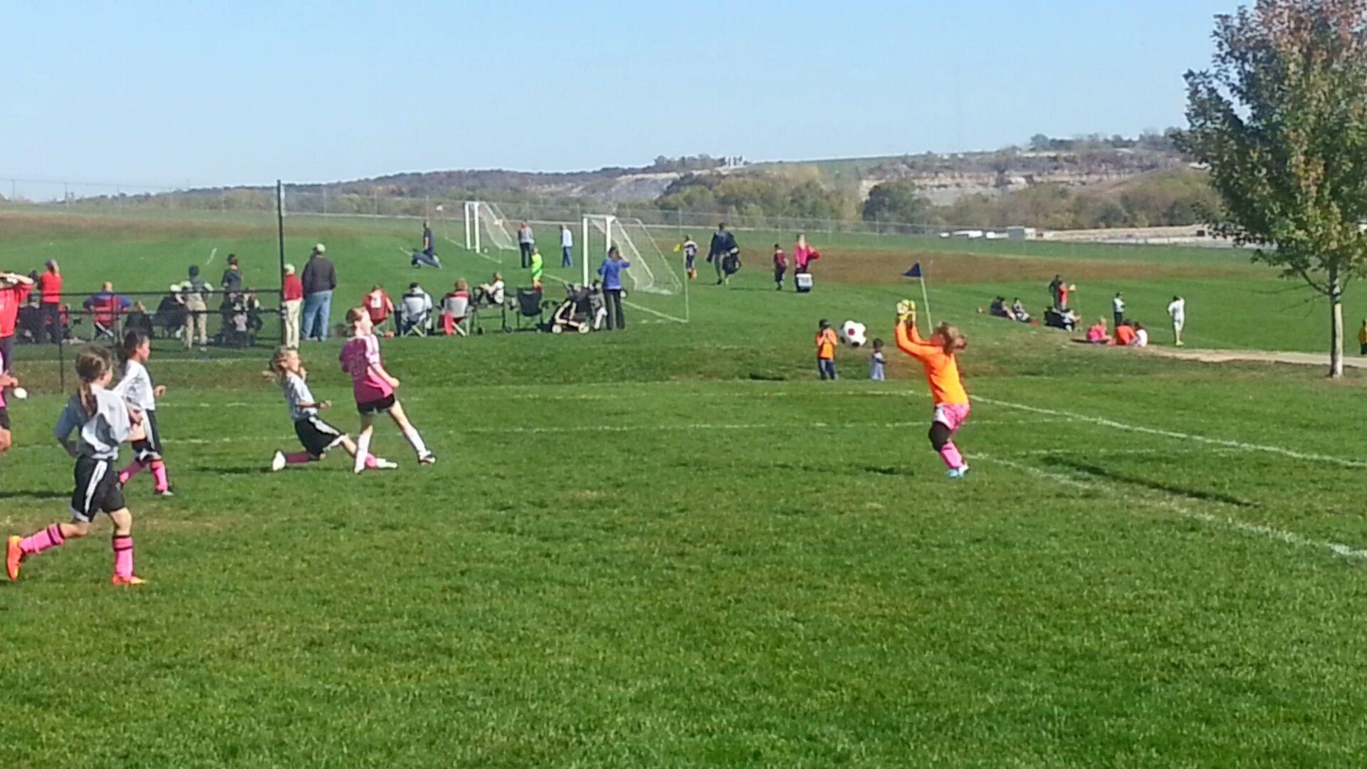 2014 Soccer Tournament