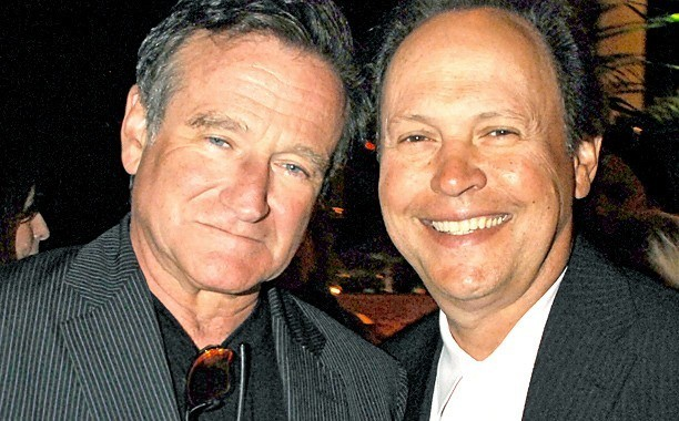 Billy Crystal's touching tribute to Robin Williams: A script of his friend's first night in heaven