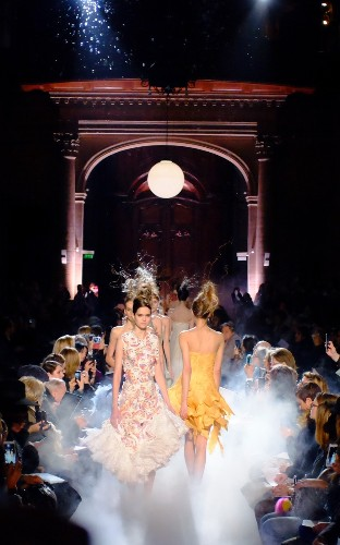 Haute Couture in Paris: Pictures