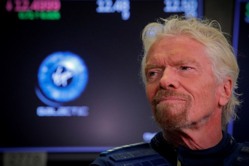 Virgin companies to invest $250 million to save jobs after virus outbreak: Branson