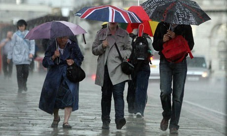 UK has 'worst quality of life in Europe'