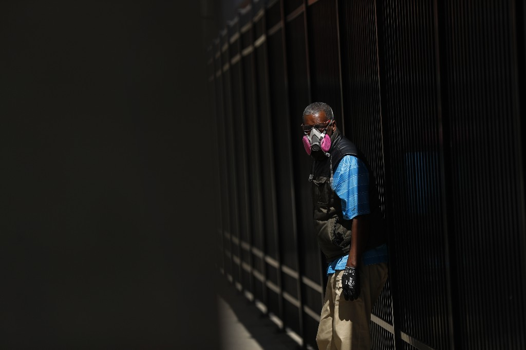 New York's virus toll tops 9/11, while Wuhan ends lockdown