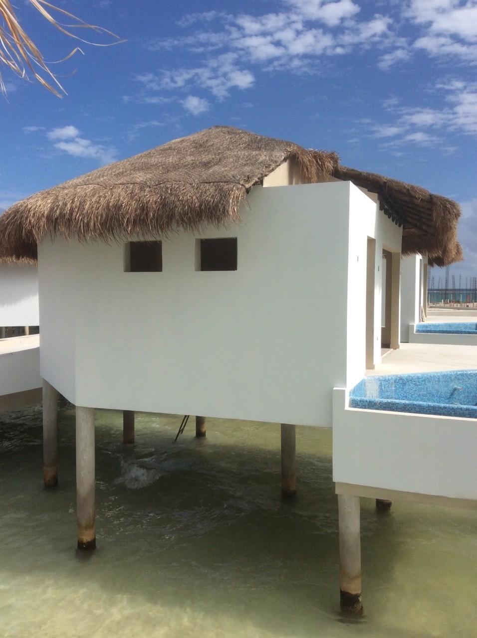 El Dorado Maroma Over Water Suite