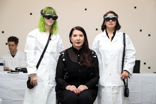 Marina Abramovic goes digital for new London performance
