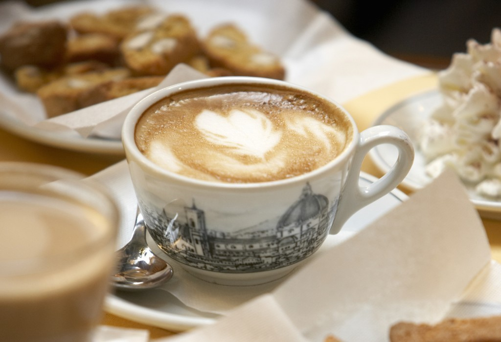 Coffee and culture: discover Florence's historic cafes