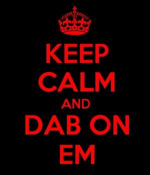 Dab On Em - Magazine cover