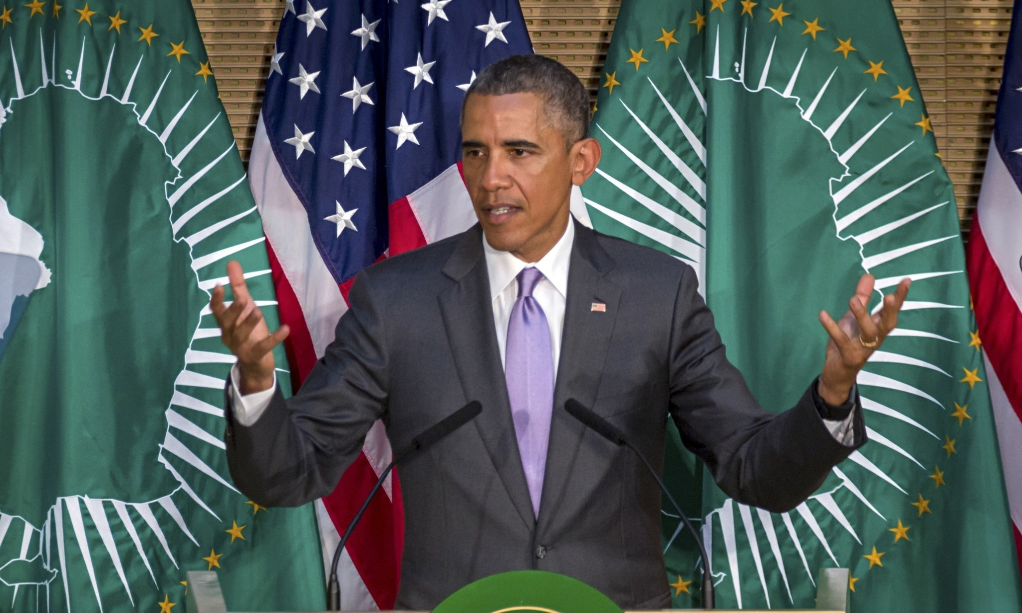 Why Obama doesn't understand the lust for power of our African leaders