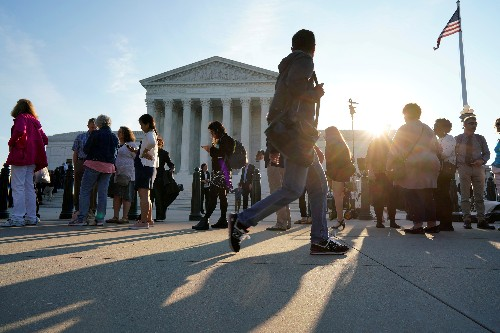 U.S. Supreme Court silent on 'Dreamers' appeal, other big cases