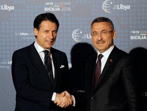 مسؤول: تركيا تنسحب من قمة ليبيا في إيطاليا