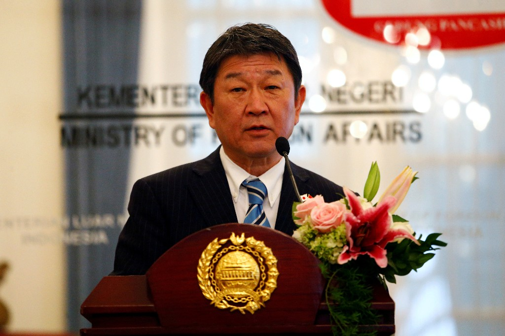Japan minister: Tokyo's concern growing over Hong Kong situation