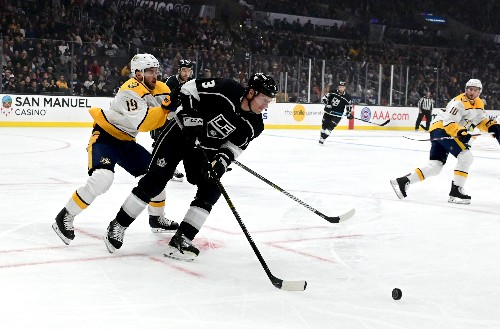 Smith, Sissons carry Preds past Kings