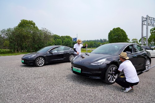 With racing and music events, Tesla gets over marketing allergy in China
