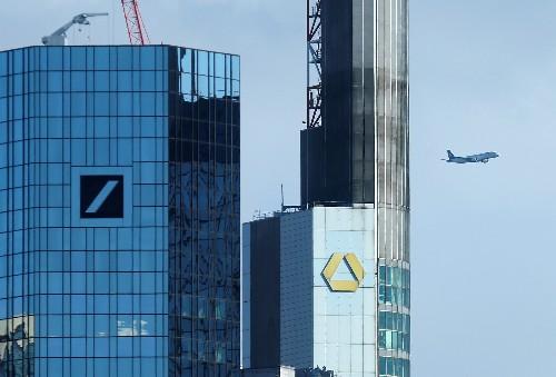 Deutsche Bank merger talks heighten uncertainty for U.S. staff