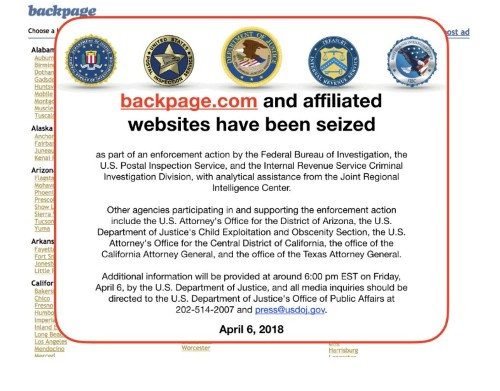 Backpage.com founders, others indicted on prostitution-related charges