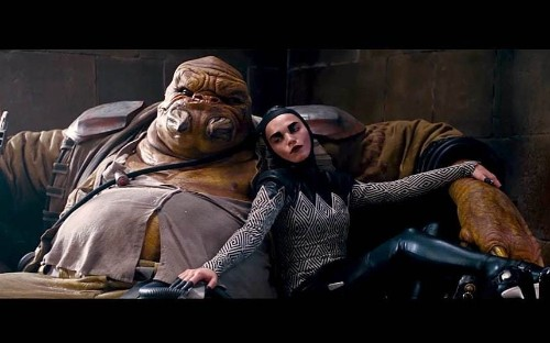 Behind the scenes of Star Wars: The Force Awakens, in pictures - Telegraph