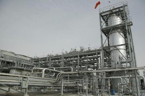 Saudi projects huge deficit as oil price drop bites