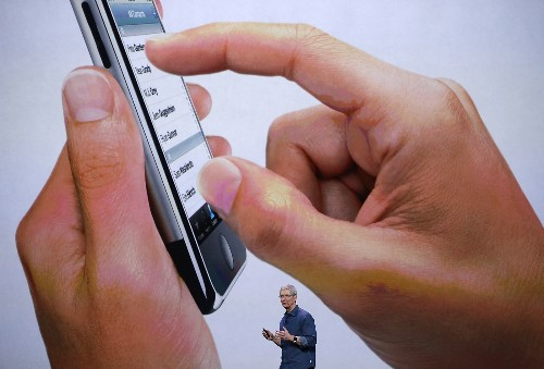 Apple Announces iPhone 6, Watch: In Pictures
