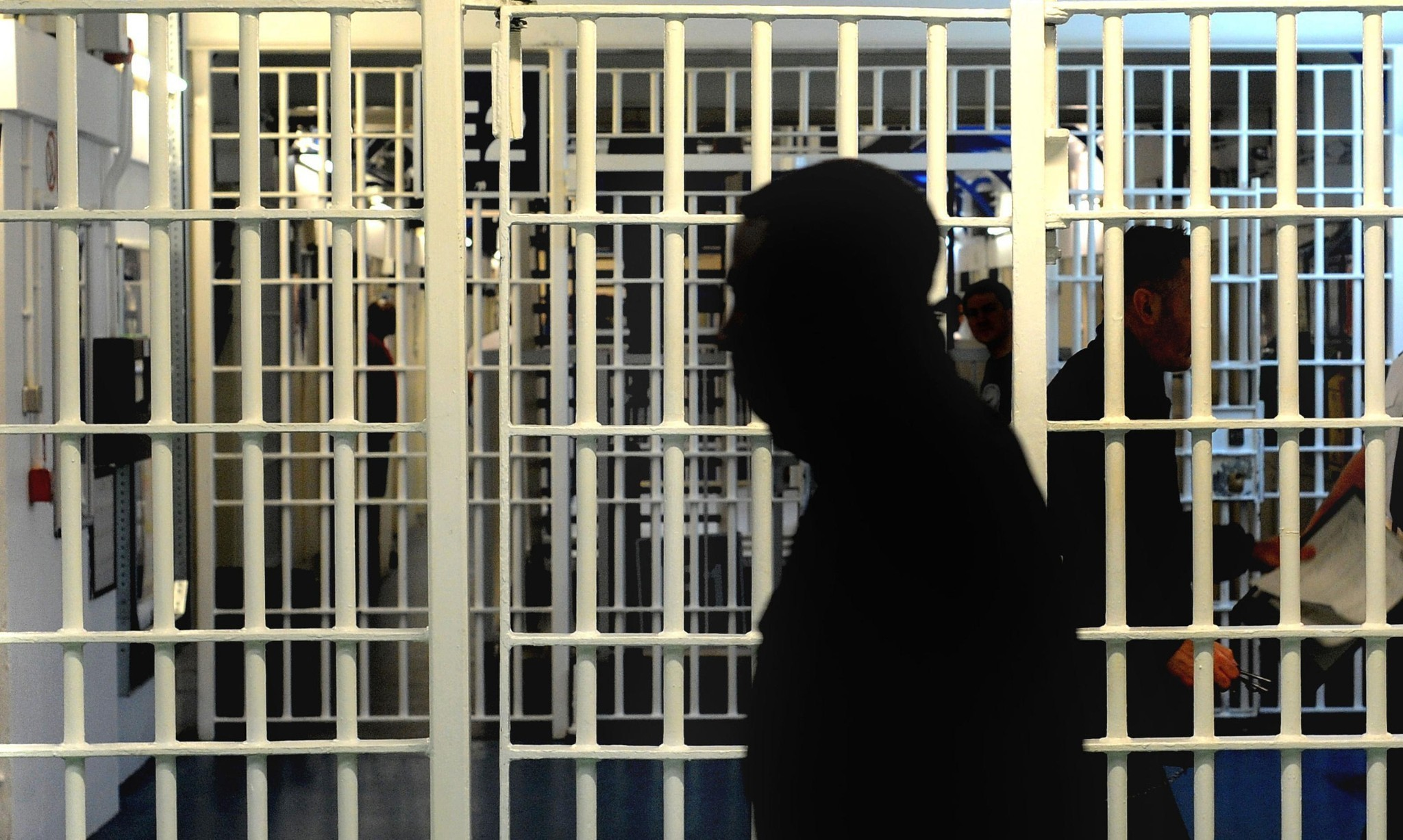 Prison psychiatrists warn care is 'at breaking point'