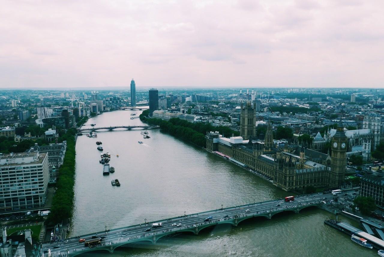 Eye's View   London