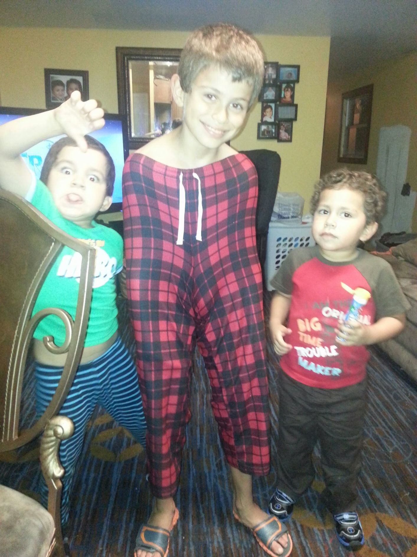 My 3 stooges