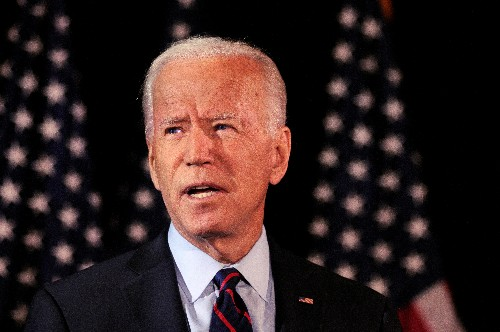 Former Vice President Biden calls for impeachment if Trump fails to comply with Congress