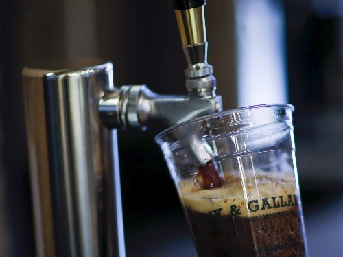 A new trend in serving cold brew coffee uses science to make it more delicious
