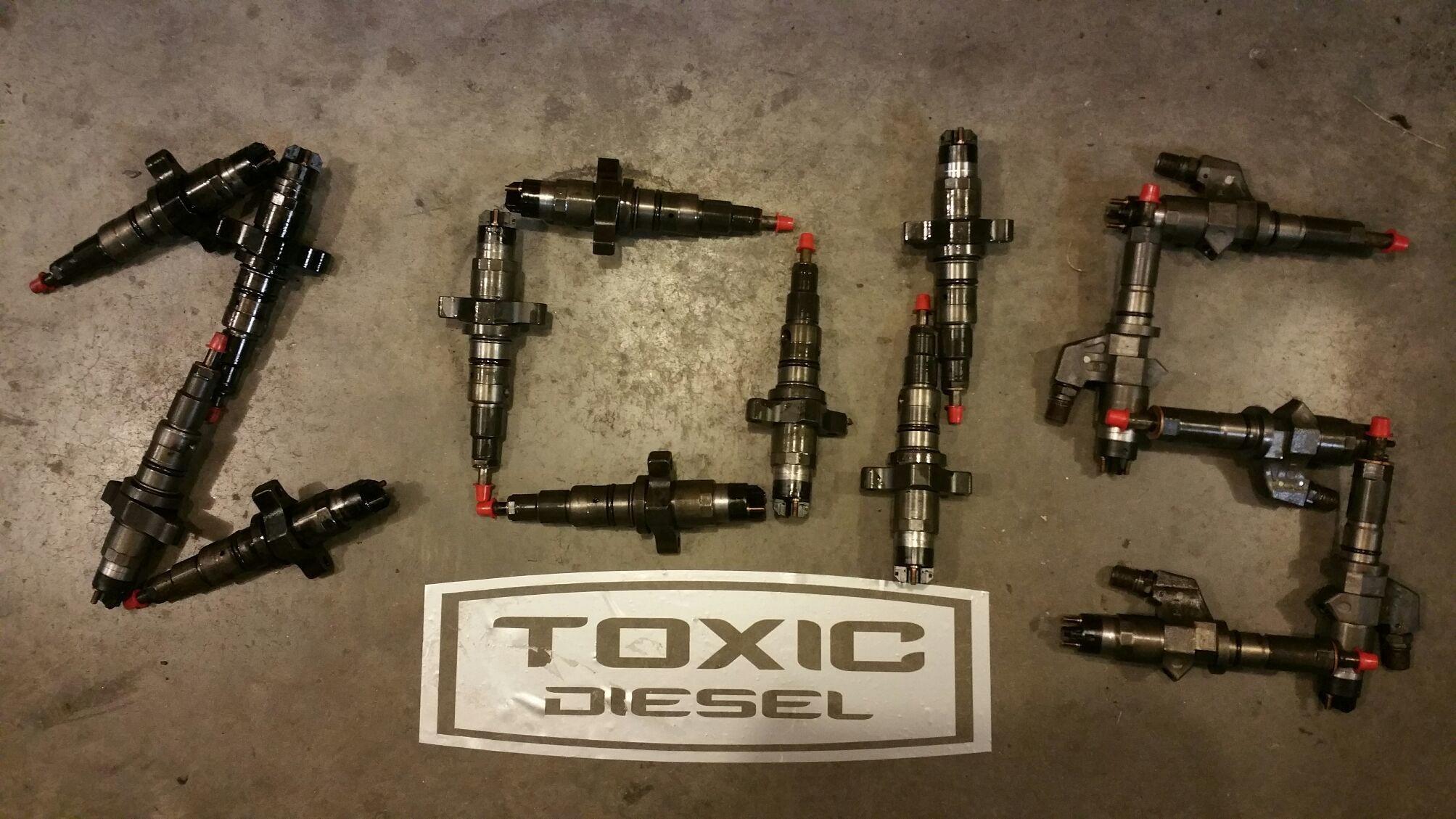 Happy 2015 Toxic Diesel Performance Fans www.toxicdiesel.com