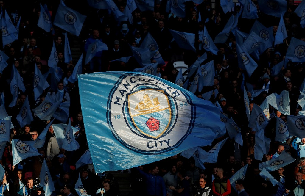 Man City says will not ask government to pay staff