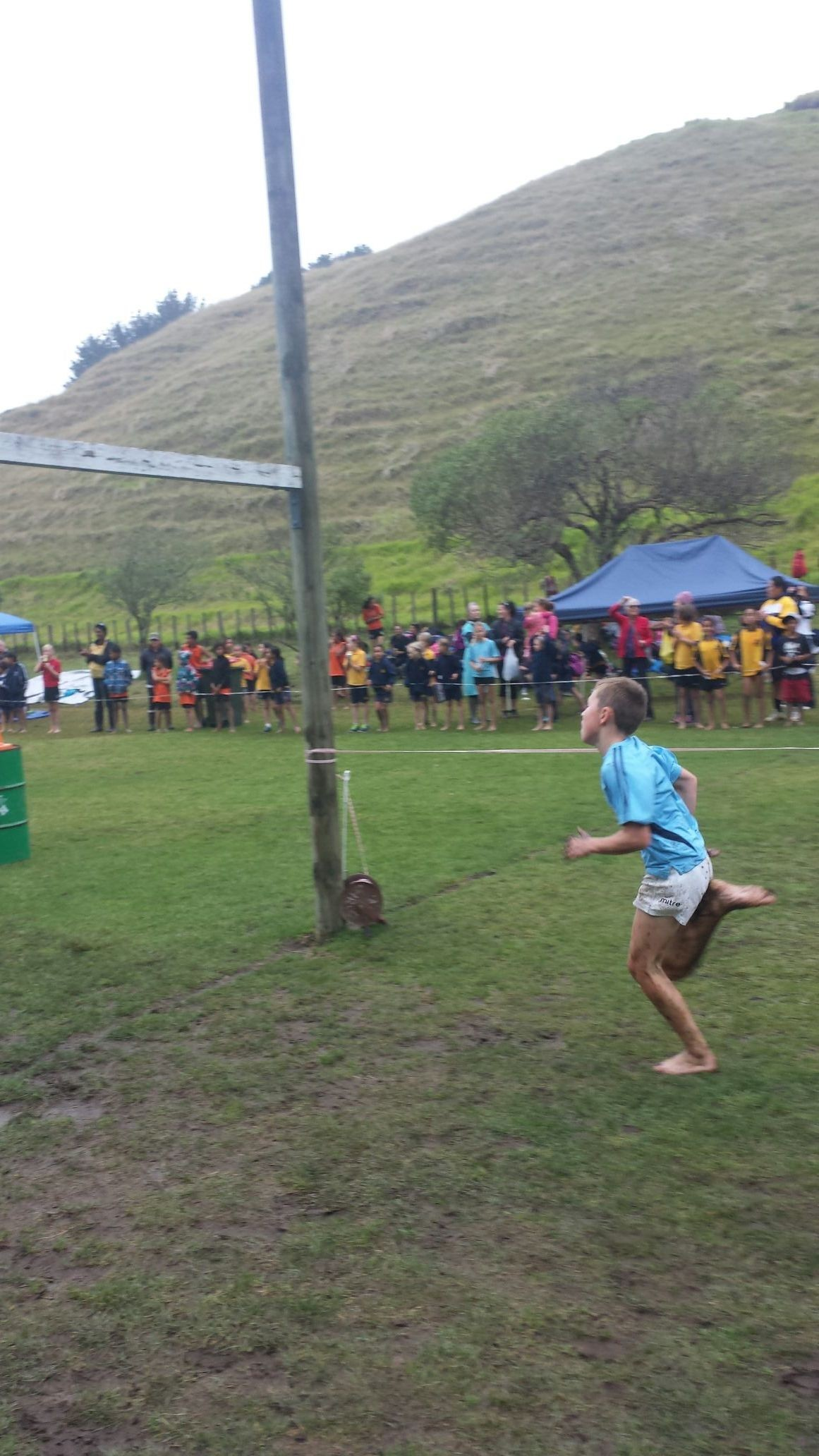 Interschools cross country 6th well done em