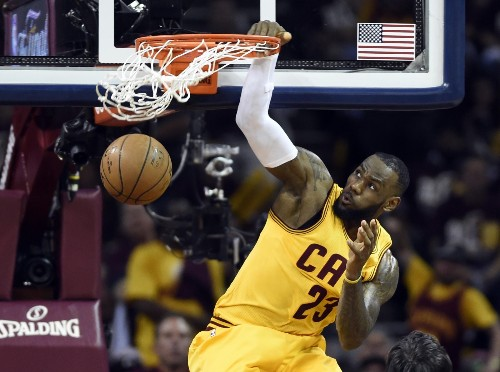 Cavs Hang on, Go Up, 2-1