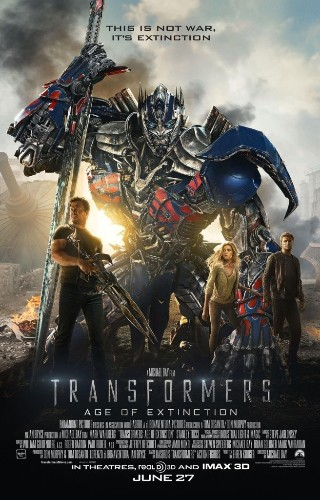 Review: 'Transformers: Age of Extinction' Is (By Default) The Best One Yet
