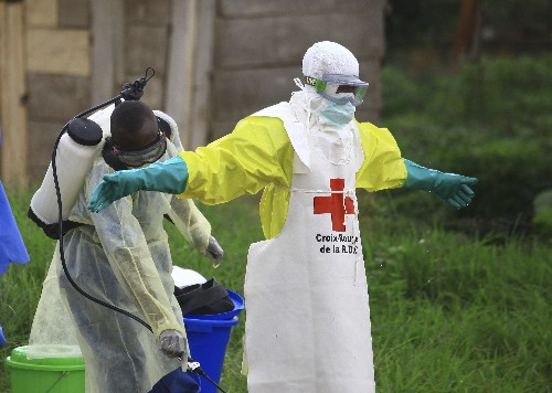UN says Congo's Ebola outbreak not yet a global emergency