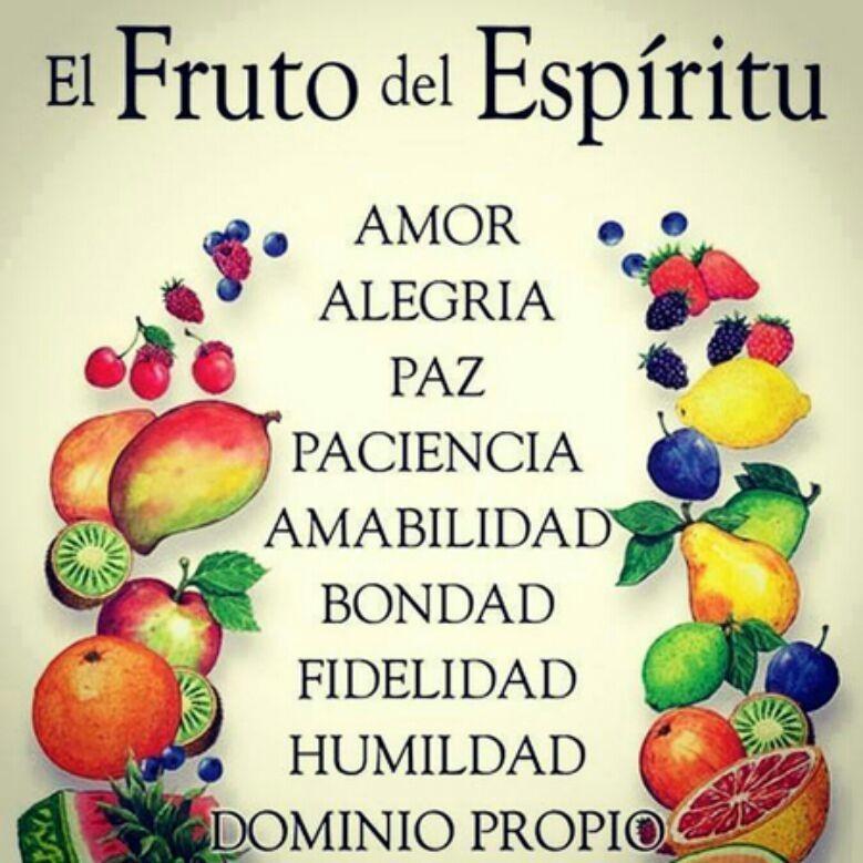 di frute lo maravilloso que es Dios
