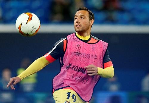 Soccer: Cazorla earns Spain recall after resurgence at Villarreal
