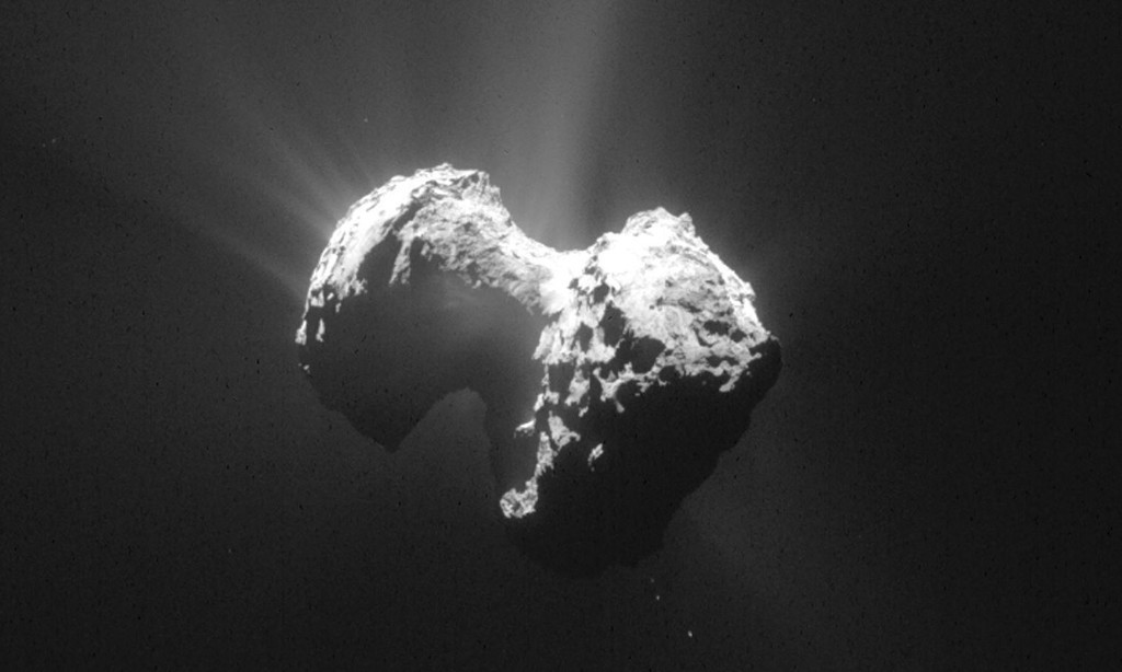 Farewell, Rosetta: space mission to end on collision course with comet