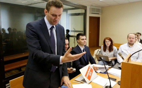 Alexei Navalny ordered to delete anti-government video after losing defamation case