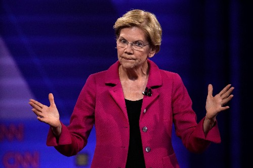 Warren campaign challenges Facebook ad policy with 'false' Zuckerberg ad