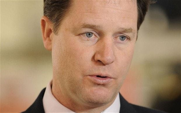 Nick Clegg: I saved Britain from Greece style debt crisis