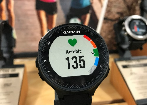Garmin forecasts higher full-year revenue, shares rise