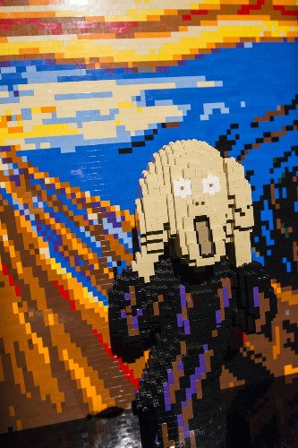 The Art of the Brick in Lego: Pictures